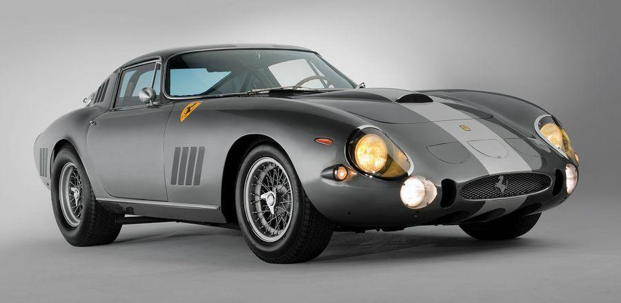 1964 Ferrari 275 GTB C Speciale Scaglietti Foto RM Auctions