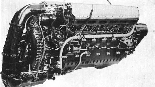 Rolls-Royce R motoren