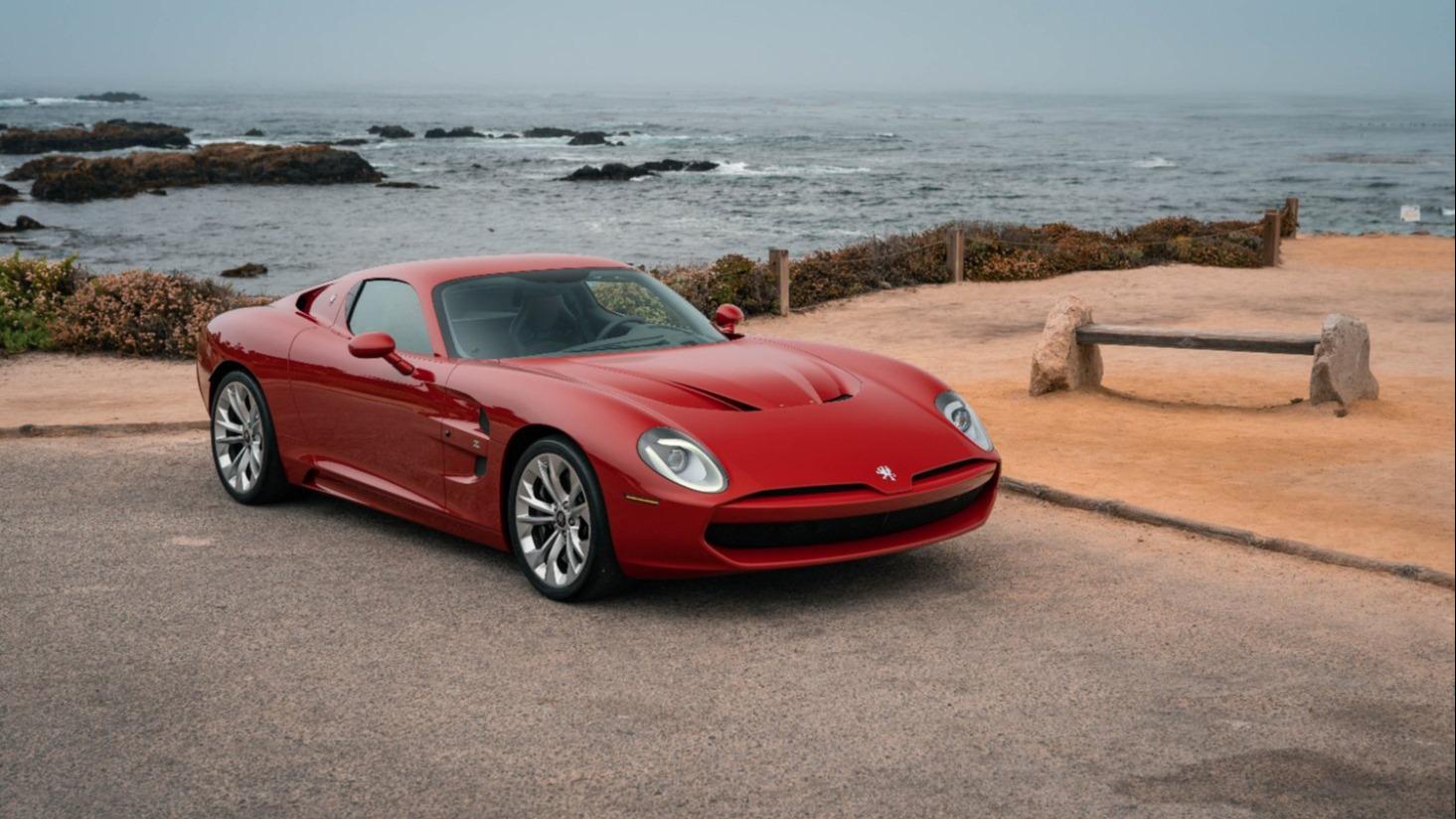 Har du lyst på en Corvette til 11,6 millioner kroner?