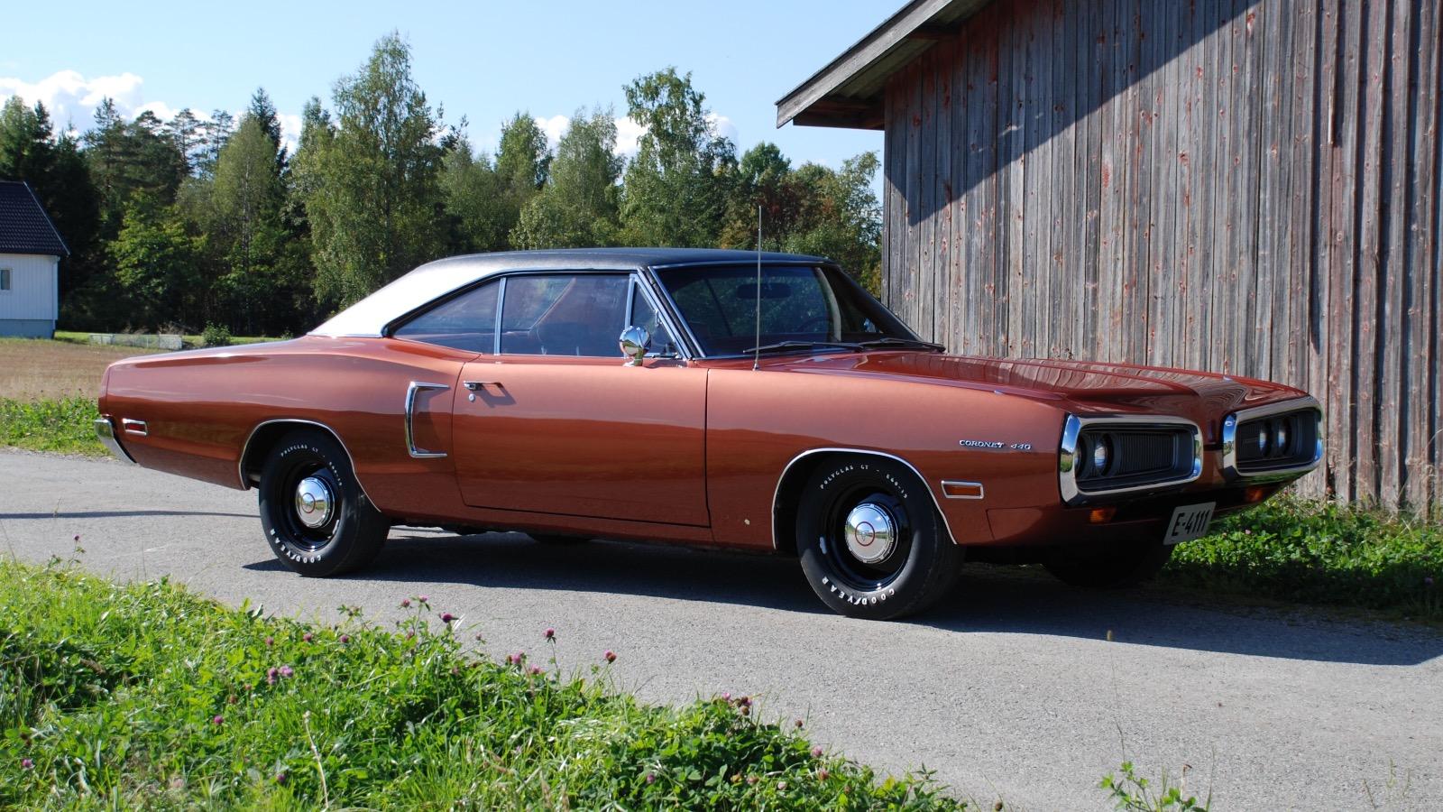 Nydelig look på denne bilen!