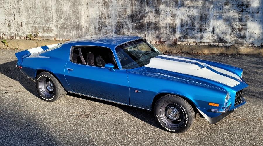 Ukas bil – 1973 Chevrolet Camaro