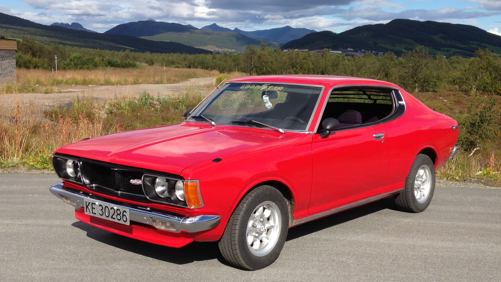 Ukas bil – 1974 Datsun 180B SSS