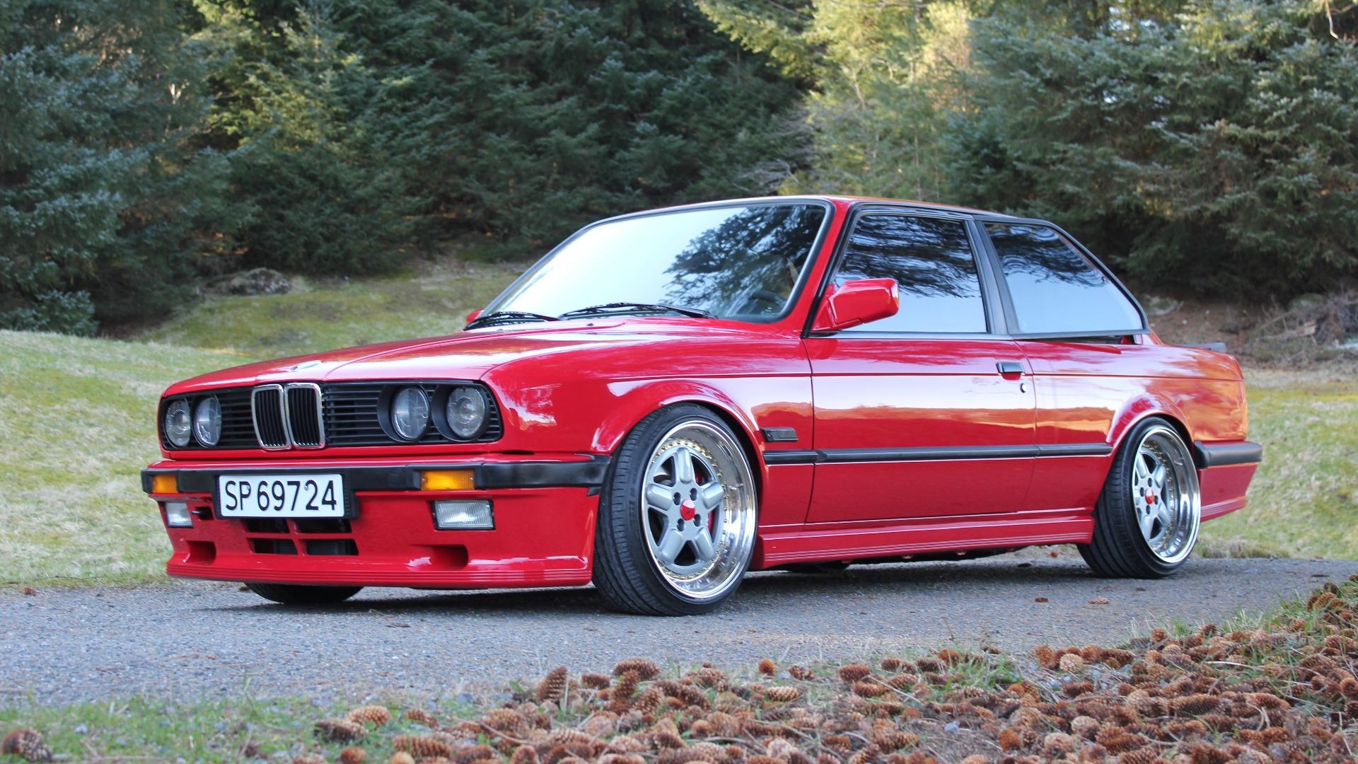 1984 BMW M3 E30