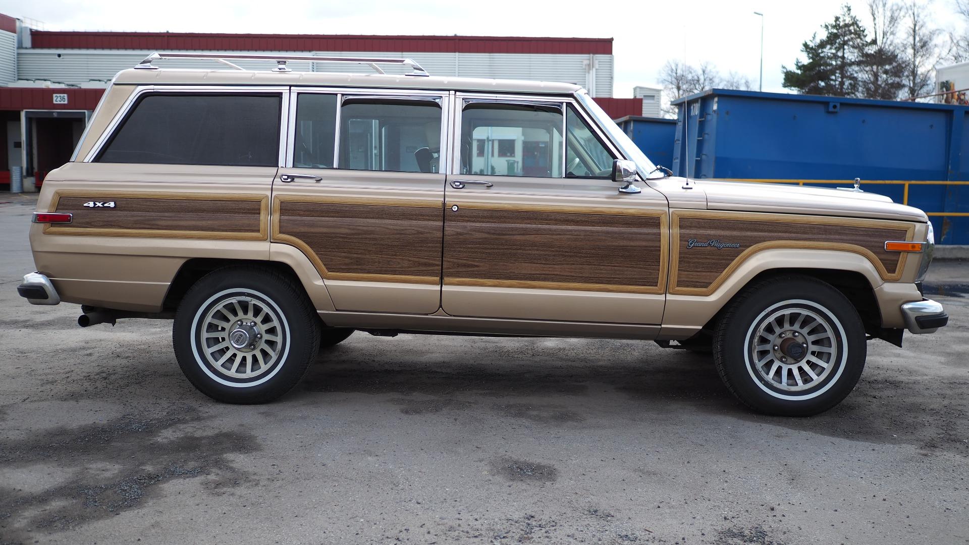 Grand Wagoneer er en ikonisk amerikansk familiebil