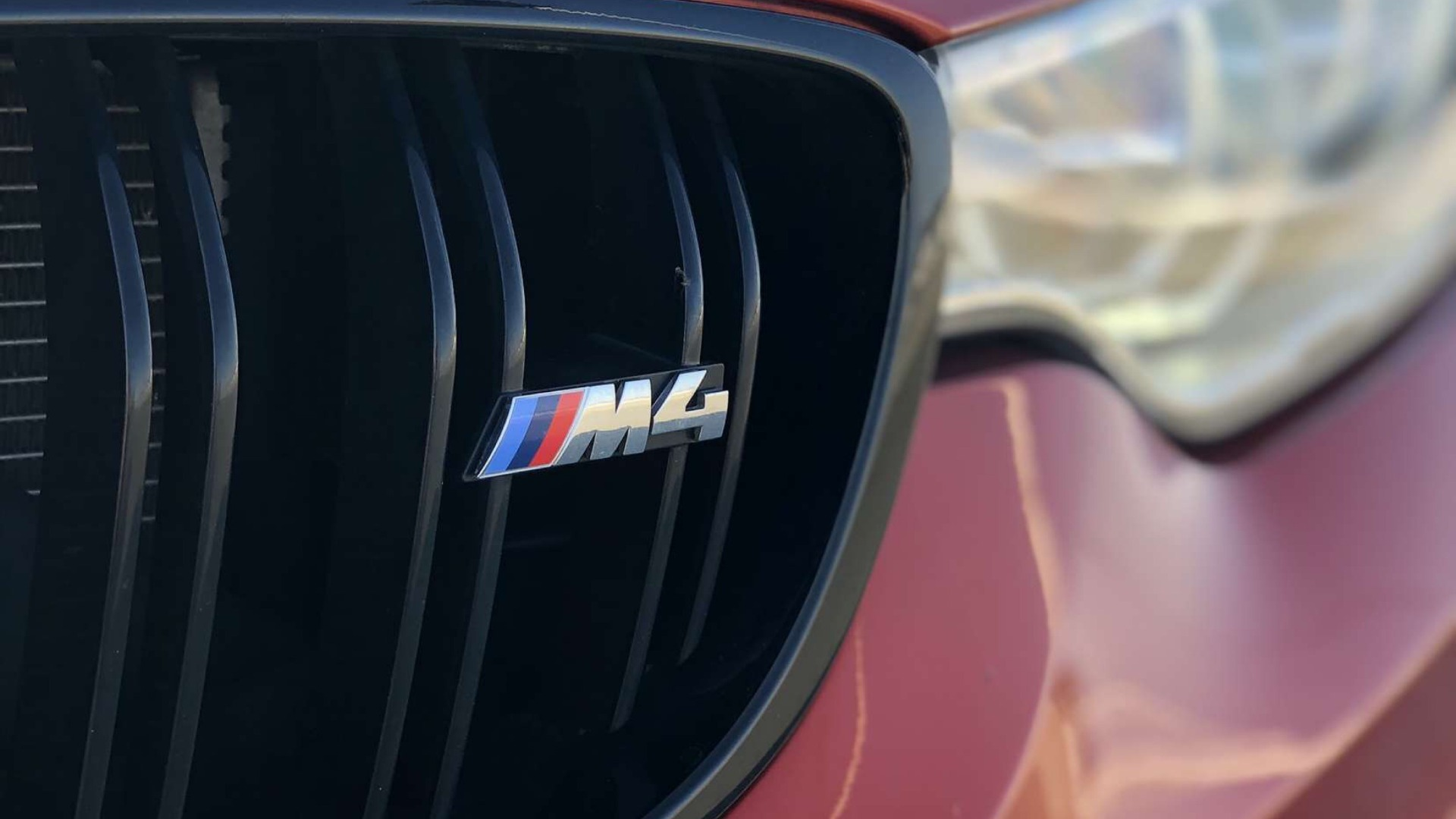 Ukas bil – 2016 BMW M4