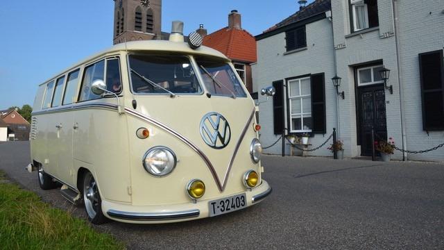 Ukas bil – 1961 Volkswagen 271 Ambulanse