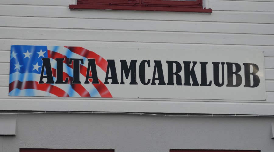 Klubbesøk Alta Amcar Club