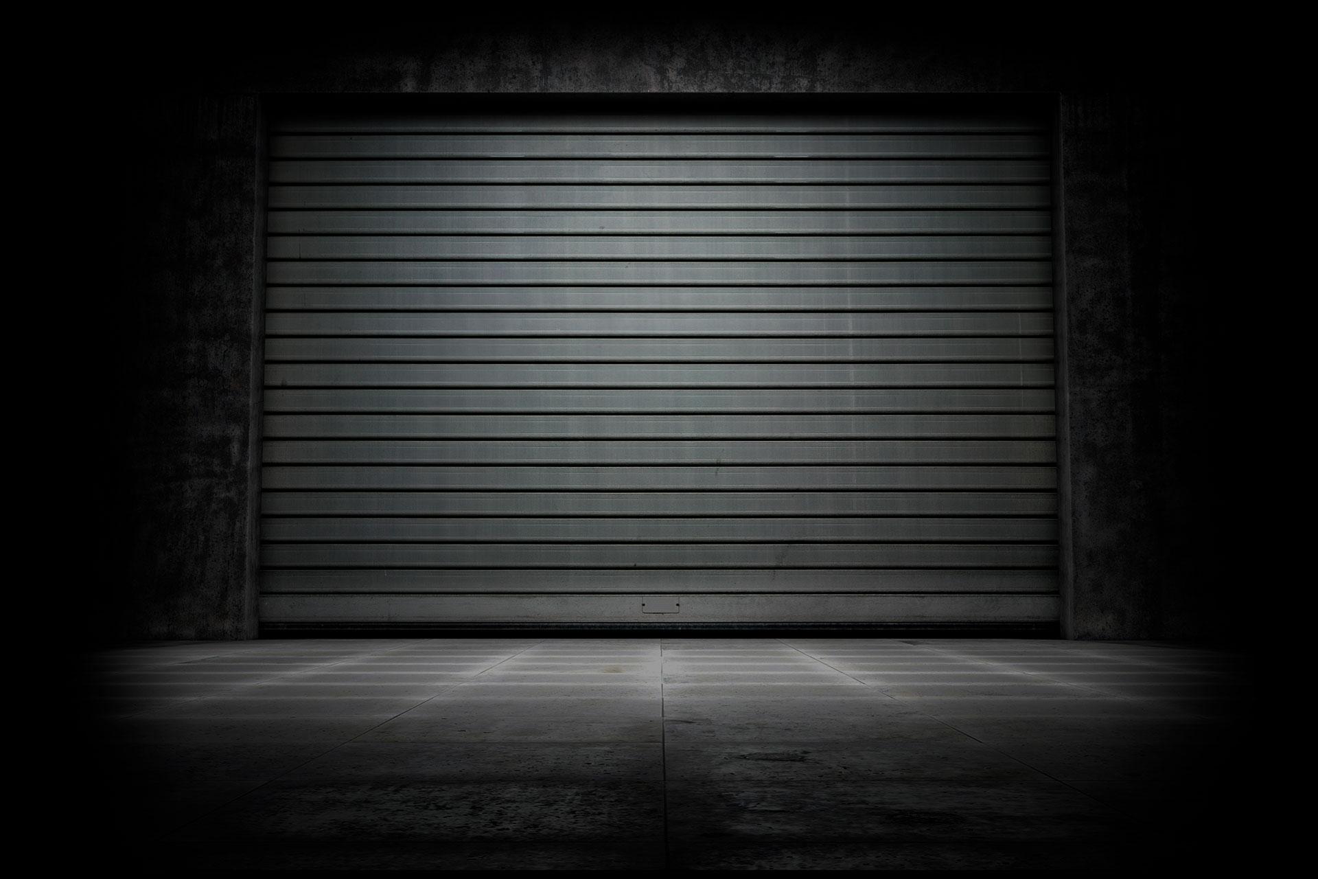 Garasjen