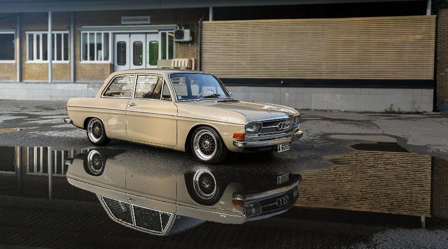 Handmade with love – 1969 Audi 60