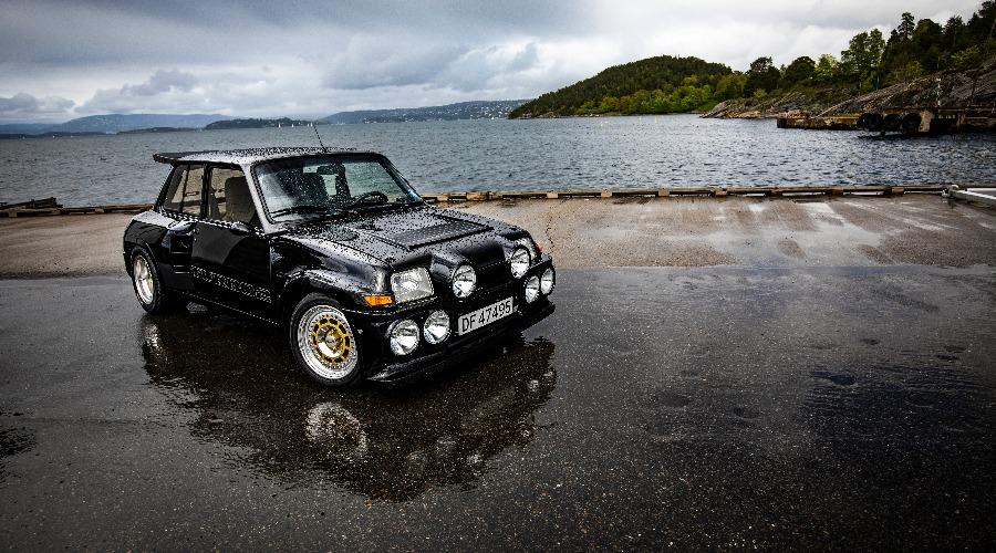 Fantastic 5 - 1985 Renault 5 Turbo 2