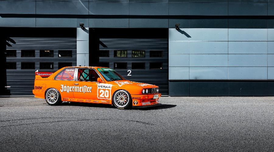 Der Jäger – 1992 BMW E30 M3 DTM