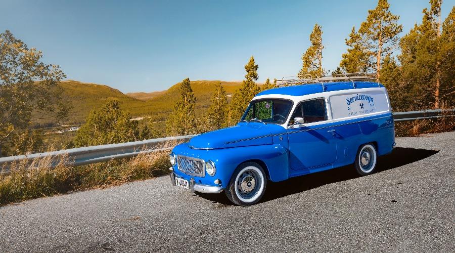 2 biler i 1 – 1967 Volvo P210