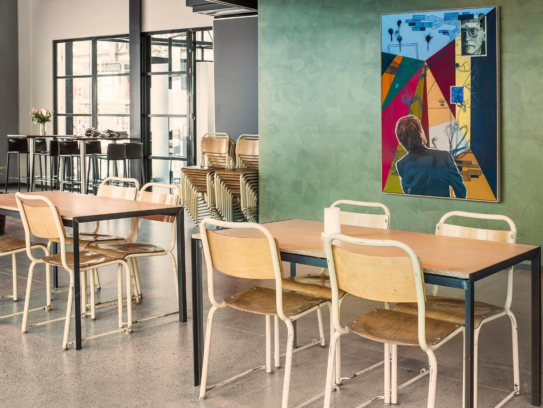 Jossa Mat og Drikke har plass til 150 gjester.