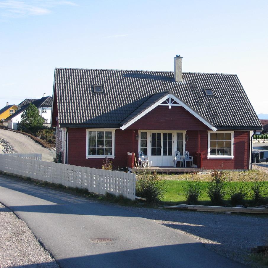En versjon av Tua satt opp i Øygarden