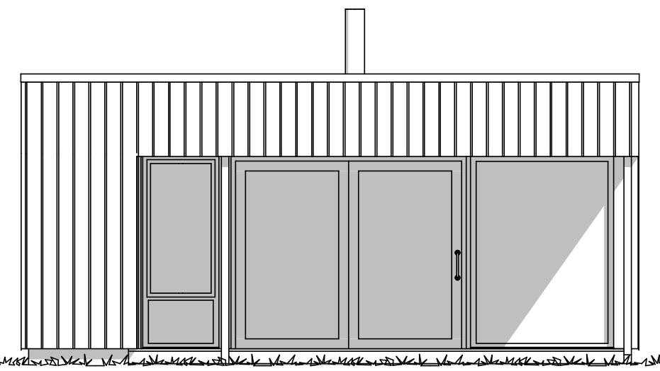 Fasade Skarven