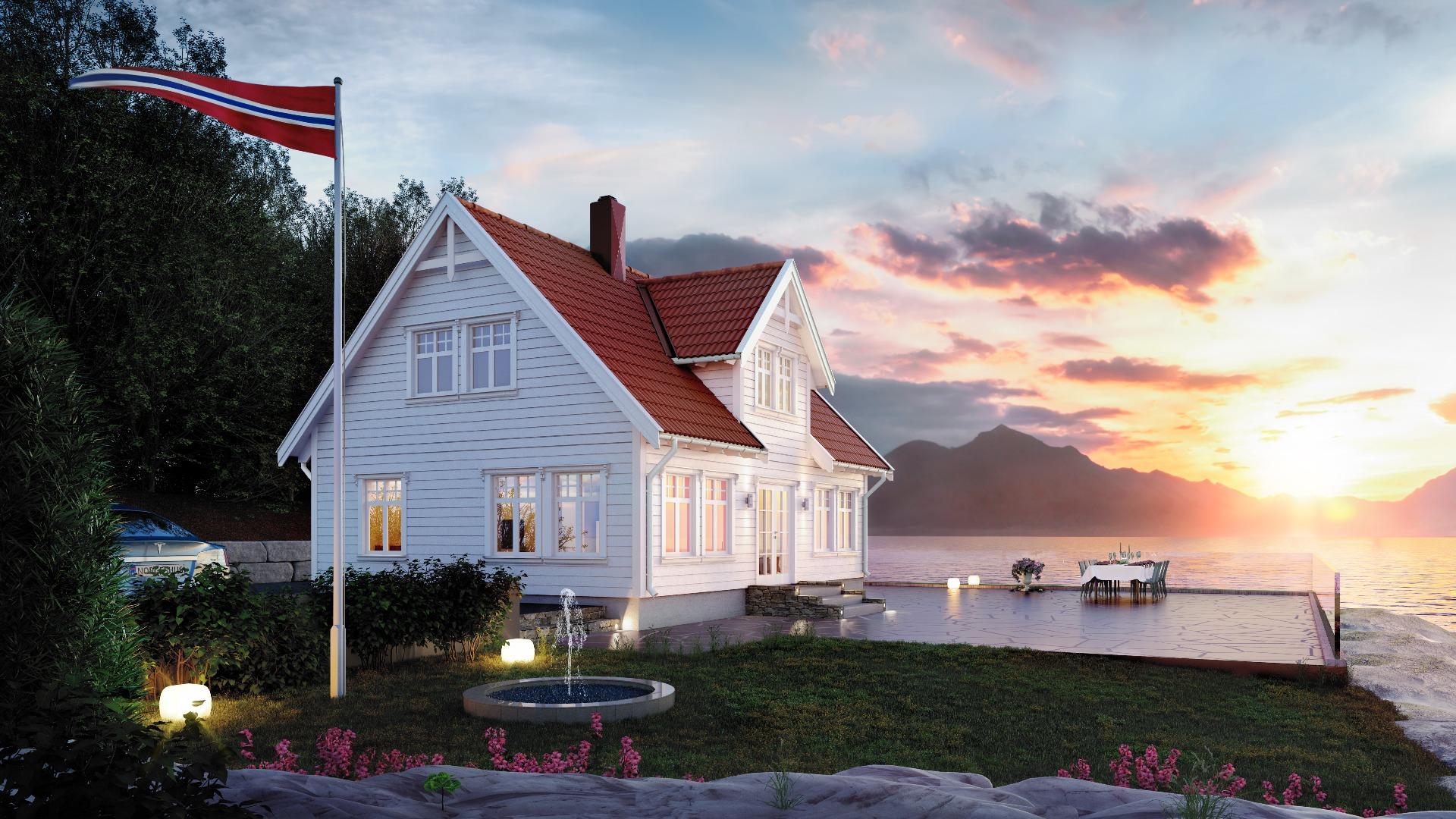 Skudevigen med inspirasjon fra det glade Sørland
