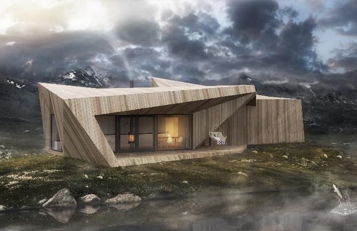 Inspirert av den ville norske naturen