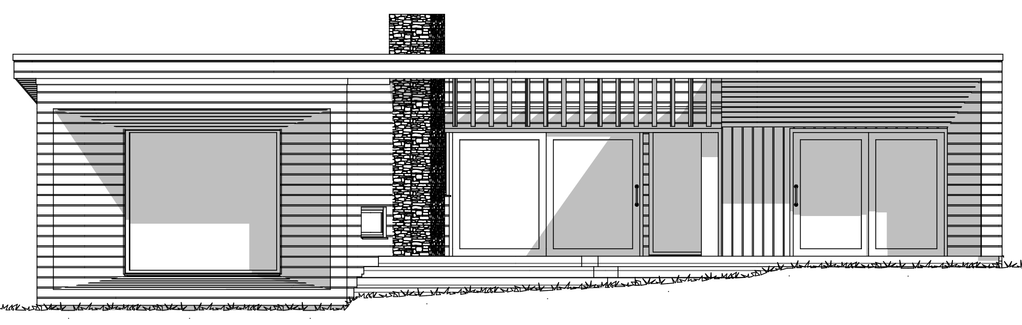 Fasade Svaberg
