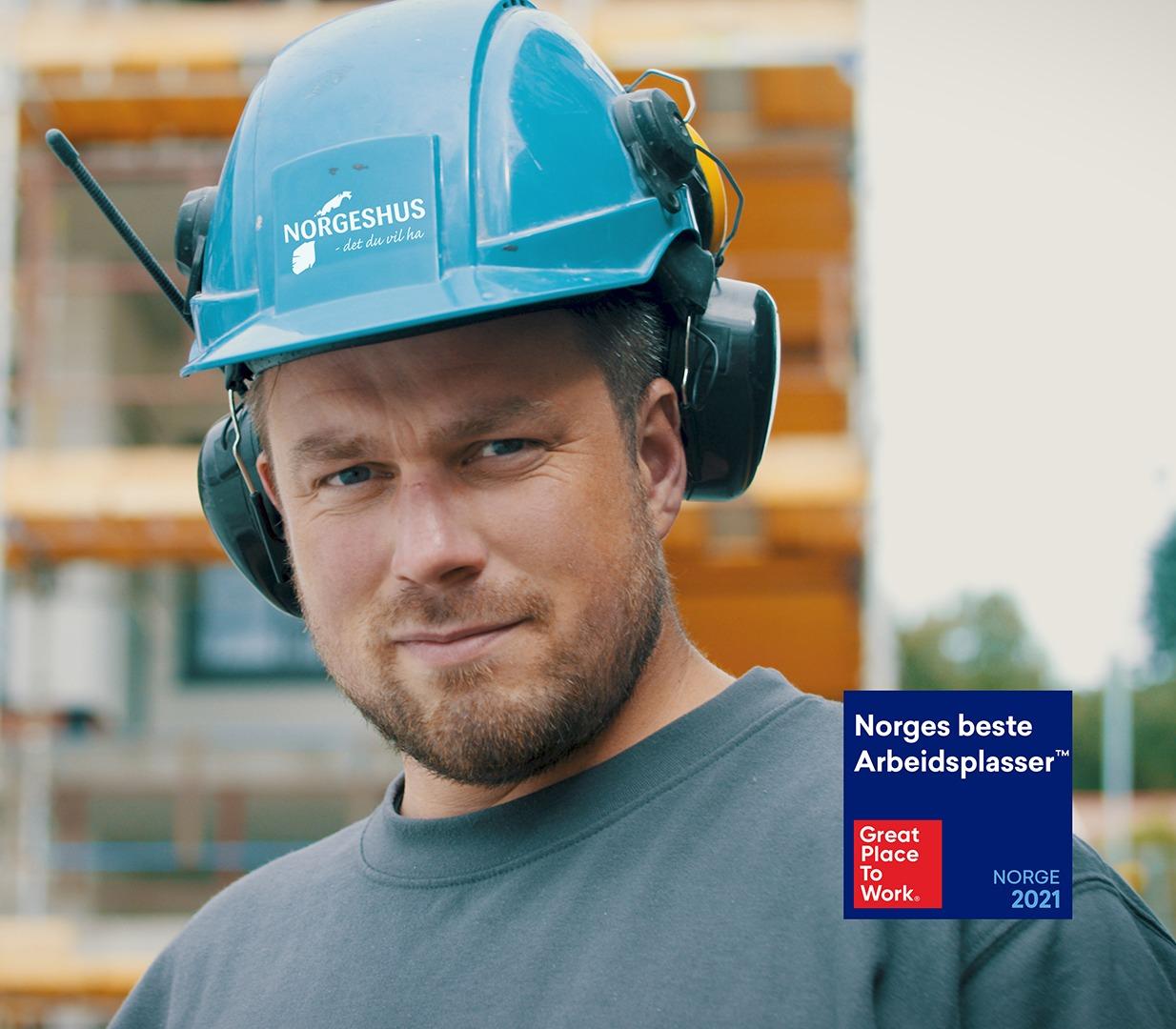 Er du en av våre nye tømrere?