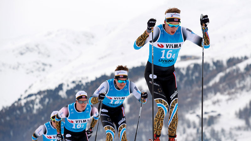 Norgeshus er bl.a. sponsor for langløplaget Team Kaffebryggeriet