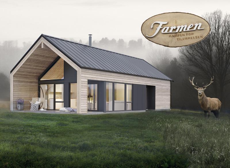 Farmenhytta 2019, Koia Moderne