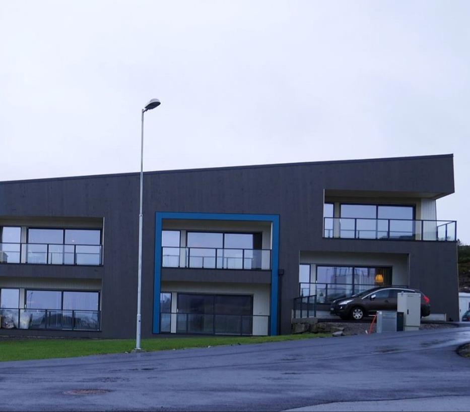 12-mannsbolig Skjoldingsneset, Øygarden