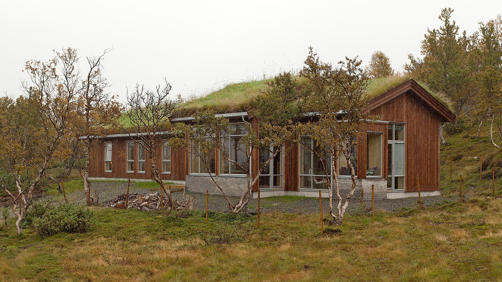 Hytta Solbris på Nerskogen