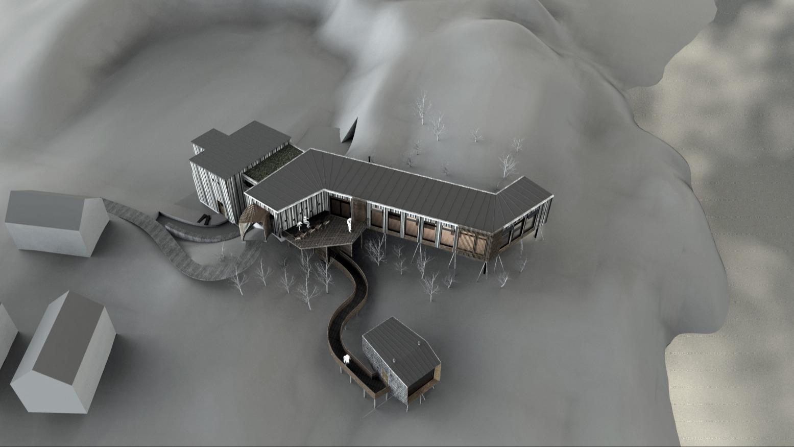 Konstruksjonssikkerhet og brannkonsept Haihuset