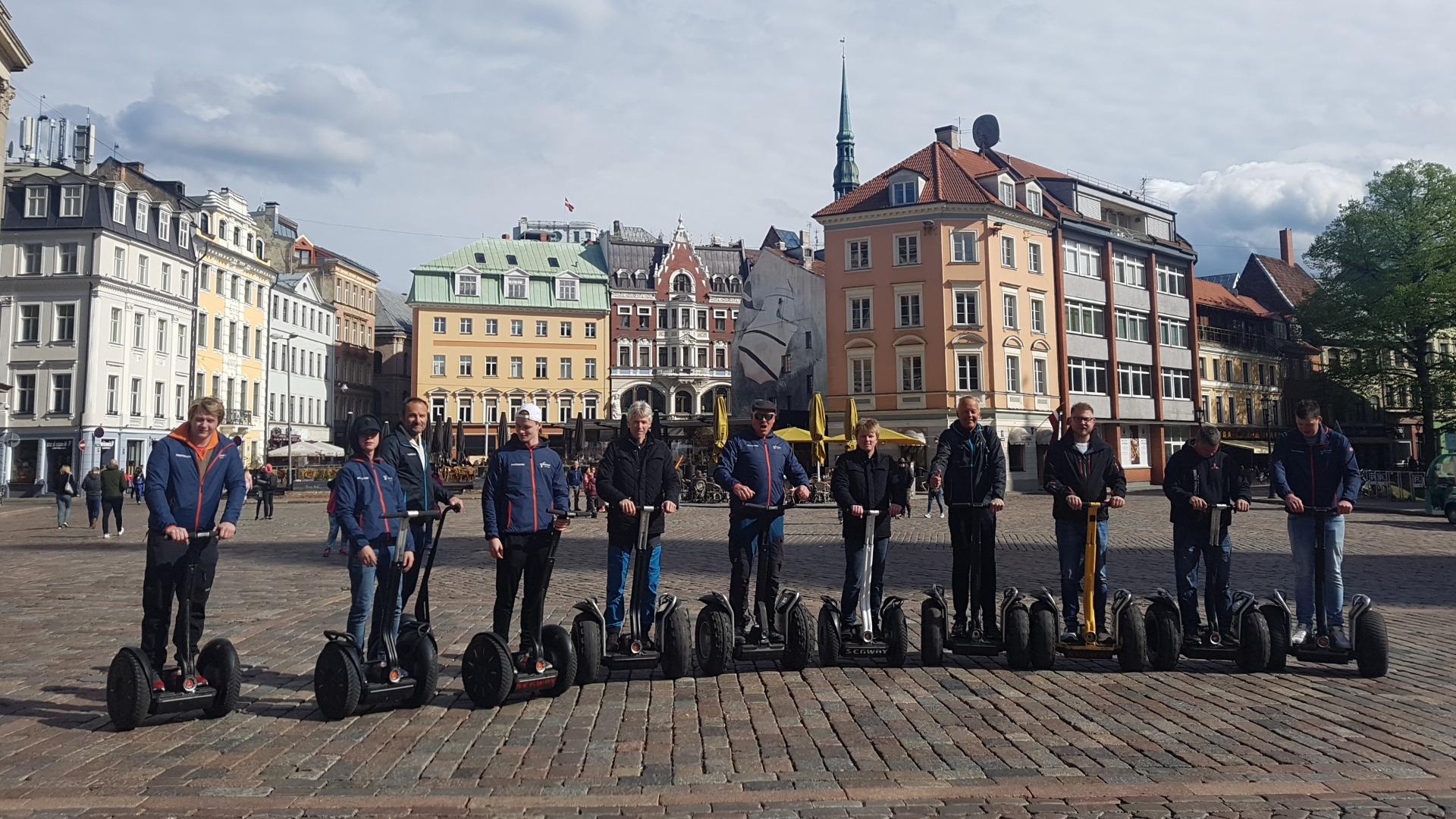 Sosialt i Riga 2019